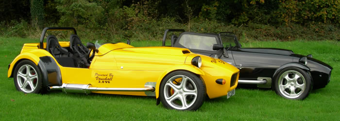 The club for Lotus 7 inspired sportscars in Northern Ireland
