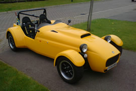nise7ens - The club for Lotus 7 inspired sportscars in Northern Ireland